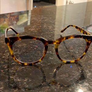 DIFF Eyewear Weston blue light glasses